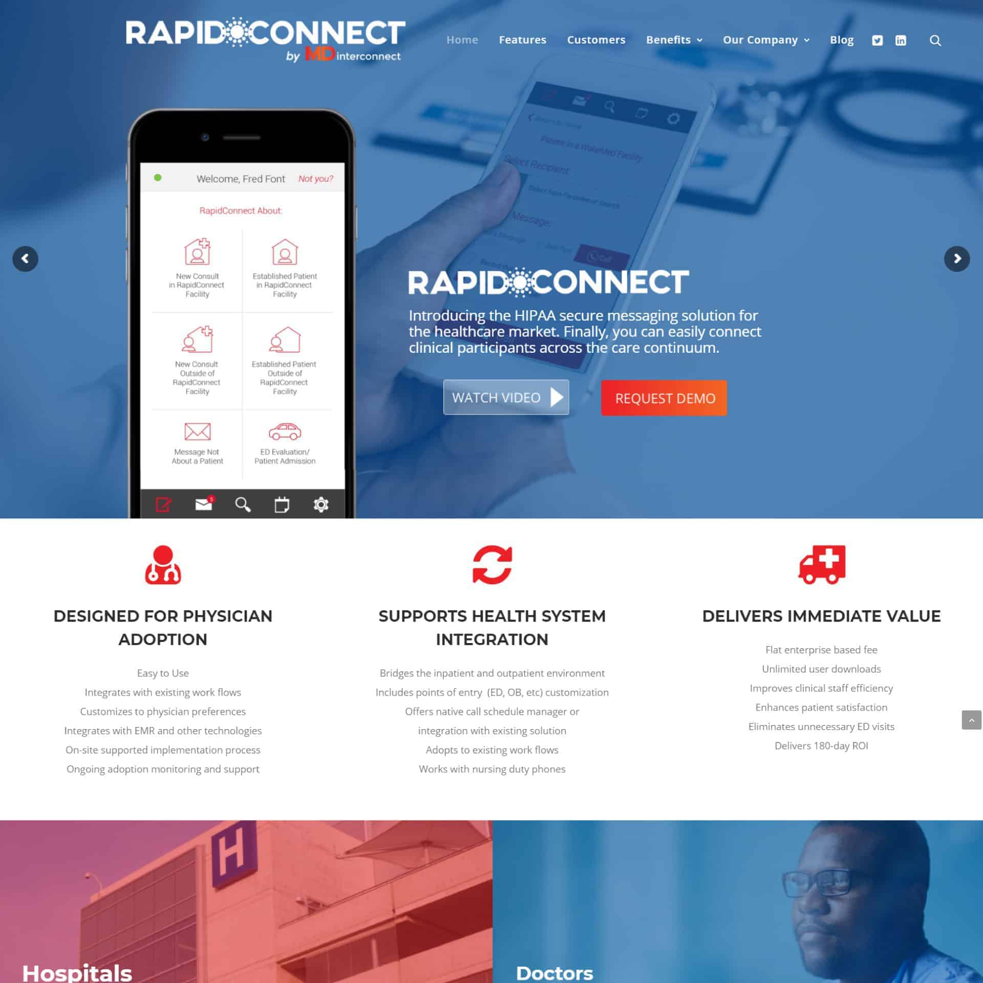 Rapid Connect